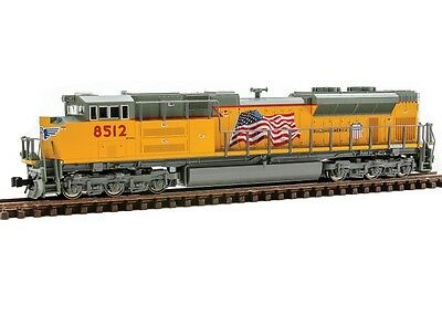 Kato 176-8433 N Scale EMD SD70ACe Union Pacific #8512 DCC Ready Locomotive