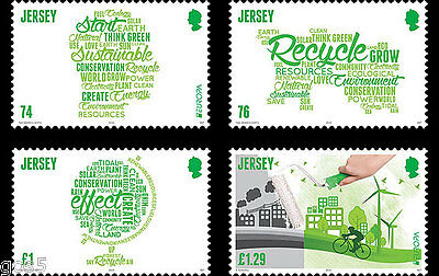 Jersey 2016  think Green Europe  bycicle   mnh us
