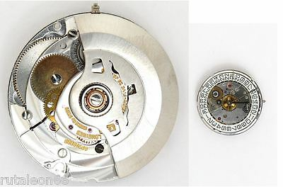 LONGINES L633.1 original automatic watch movement working   (2635)