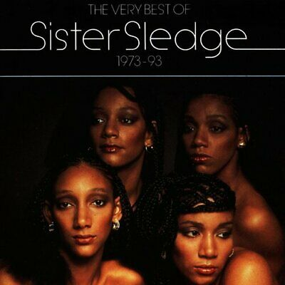 The Very Best Of Sister Sledge 1973-93 CD***NEW***