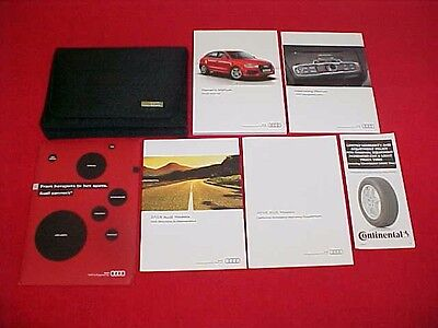 2016 Audi Q3 Q 3 Owners Manual Service Guide Book Kit 16 + Case Navigation Oem