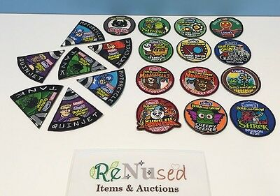 LOWES Build N Grow Apron Patches ~ Past Series Lot