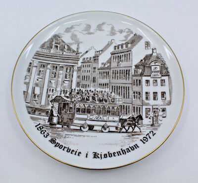 Bing and Grondahl Collectible plate Skotsman  4363 B&G Made in Denmark Rare