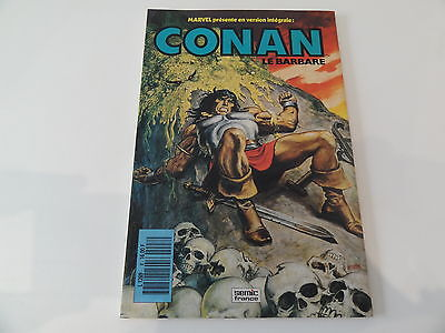Conan Le Barbare N°8 (Semic) - 1990