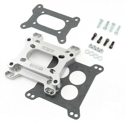 Mr Gasket 1933 Carb Adapter Kit - Fits 4 bbl to 2 bbl Or 2 bbl to 4 bbl - 4 Bolt