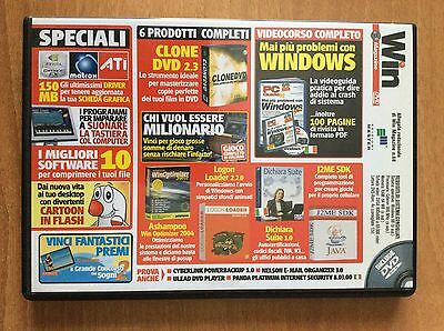 DVD WIN MAGAZINE 68  per PC