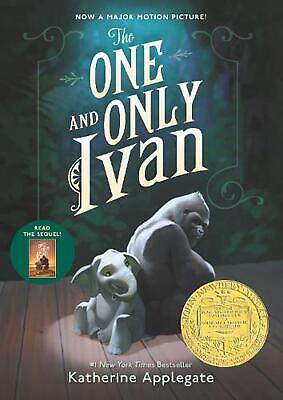 The One and Only Ivan by Katherine Applegate (English) Paperback Book Free Shipp