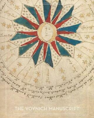 The Voynich Manuscript: Full Color Photographic Edition by Author Unknown (Engli