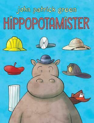 Hippopotamister by John Patrick Green (English) Hardcover Book Free Shipping!