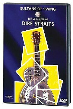 Dire Straits Sultans Of Swing Dvd Hard Rock Metal Music Brand New
