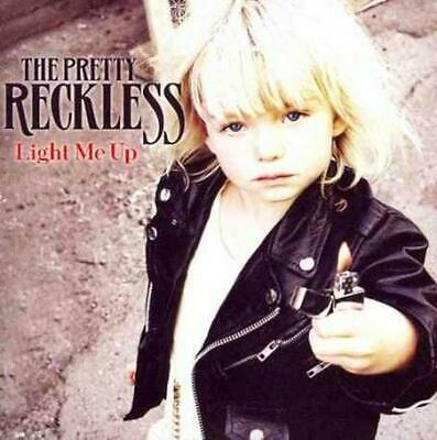 Light Me Up - Reckless Pretty Compact Disc Free Shipping!