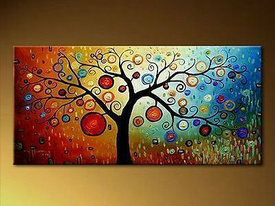 Modern Abstract Large Wall Decorate Canvas Art Oil Painting