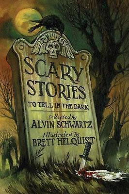 Scary Stories to Tell in the Dark by Alvin Schwartz (English) Paperback Book Fre