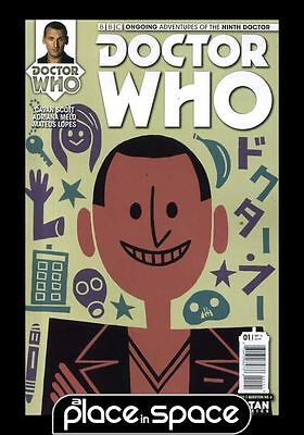 Doctor Who: Ongoing Adventures Of The Ninth Doctor #1D (Wk15)