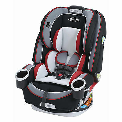 Graco 4Ever All-in-One Car Seat - Cougar - Brand New! Free Shipping!