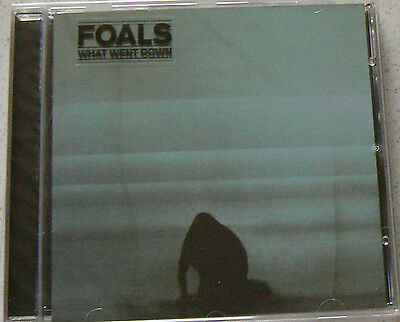 What Went Down - Foals (Cd)  Neuf Scelle