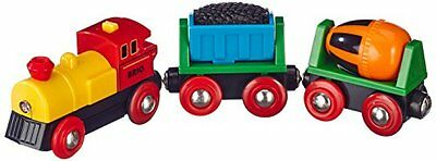 Brio Battery Operated Action Train 33319 New