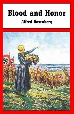 Blood and Honor by Alfred Rosenberg Paperback Book (English)