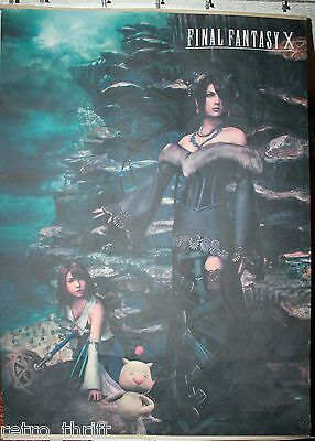 """Final Fantasy X Lulu 30"""" x 41.5"""" Flag Poster Fabric Material Tapestry"""