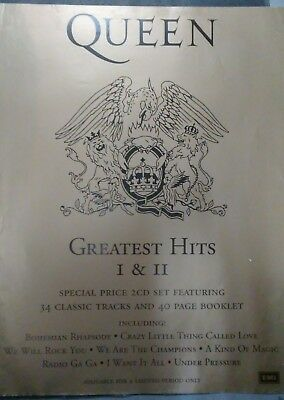 """CULT """"GIBSON GUITARS / SONIC TEMPLE"""" U.S. PROMO POSTER - Billy Duffy In Concert"""
