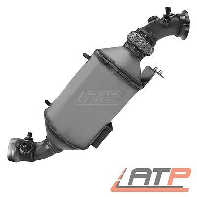 Exhaust Diesel Particulate Filter Dpf Vw Crafter 30-35 30-50 2.5 Tdi 06-