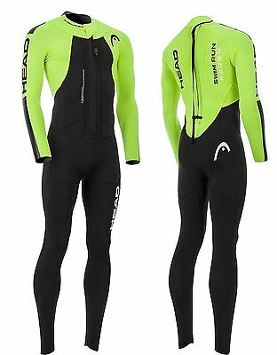 Head - Mens Swimrun Rough Wetsuit - For combination of Swimming and Running