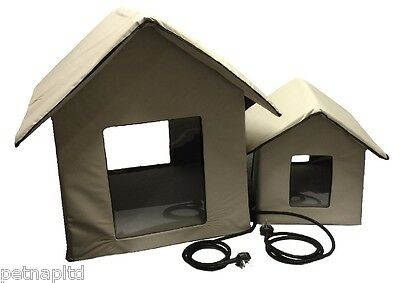 Petnap Heated Pet House, Dog-Cat-Kitten-Puppy Kennel Bed Shelter