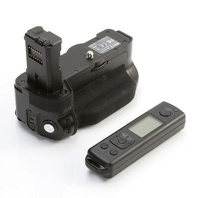 Meike Battery Grip + IR Wireless Remote for Sony A7II A72 ILCE-7M2 Camera VG-C2E