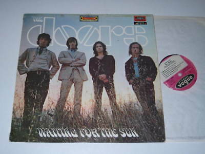 Lp/The Doors/Waiting For The Sun/France Vogue 277