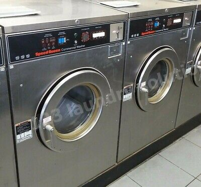 Speed Queen Front Load washer 30 lb  SC30MD2OU60001 Used