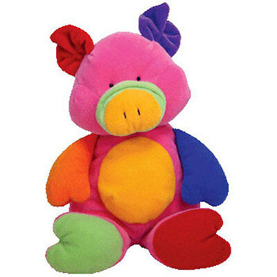 Baby TY - LITTLE PIGGY the Pig - MWMTs Stuffed Animal Toy
