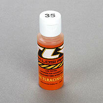 Tlr Silicone Shock Oil 35 Weight 2Oz Bottle