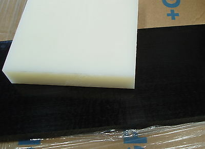 NYLON 66 Nat Plate 12 mm thickness various size pieces
