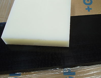 NYLON 66 Nat Plate 16 mm thickness various size pieces