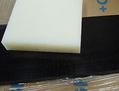 NYLON 66 Nat Plate 20 mm thickness various size pieces