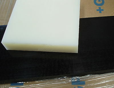 NYLON 66 Nat Plate 30 mm thickness various size pieces