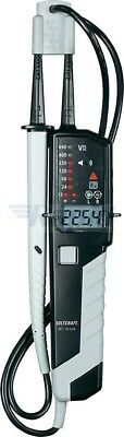 Voltcraft VC-55 LCD Two Pole Voltage Tester 12 to 690V AC/DC 0 to 500kΩ