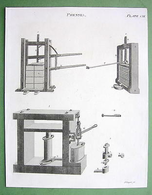 1816 TECHNOLOGY Print - PRESSES Packing Screw Hydrostatic
