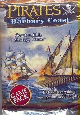 Wizkids Pirates : Barbary Coast Booster Pack X 36 New Sealed