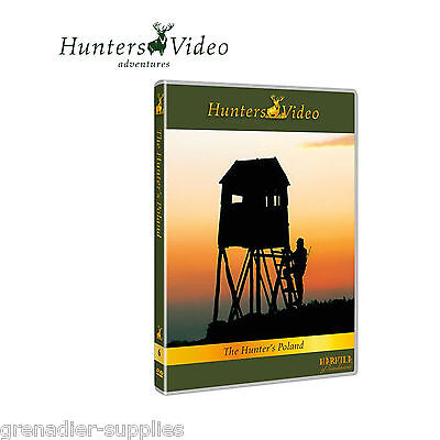 The Hunters Poland Hunters Video Hunting Dvd