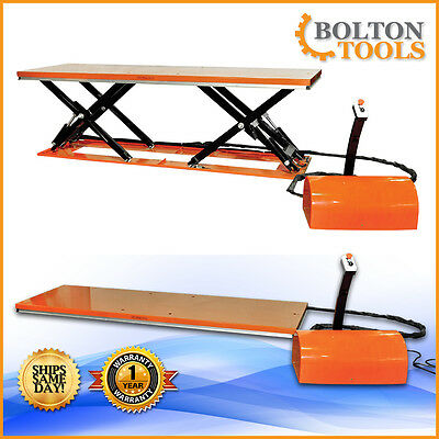 Bolton Tool Remote Control Electric Hydraulic Lift Table 3300 lb ETYY1501
