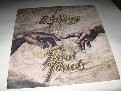 Love Song ‎- Final Touch , Gospel