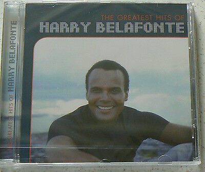 The Greatest Hits - Belafonte Harry (Cd)  Neuf Scelle