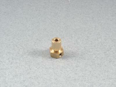 """Ractive Couple - Plain Bore Insert 1/8"""" For Rc Model Boats"""