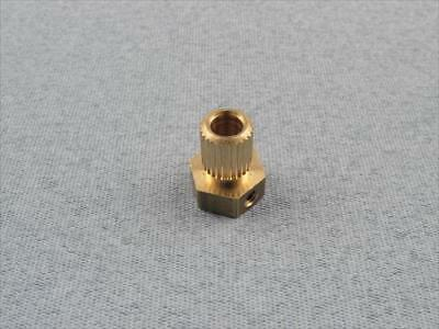 """Ractive Couple - Plain Bore Insert 3/16"""" For Rc Model Boats"""