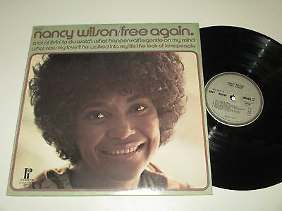 LP/NANCY WILSON/FREE AGAIN/Pickwick SPC 3313