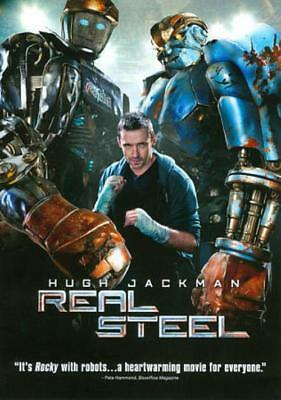 Real Steel New Dvd