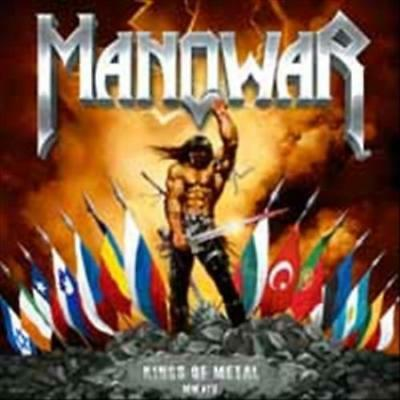 Manowar - Kings Of Metal Mmxiv [Silver Edition] New Cd