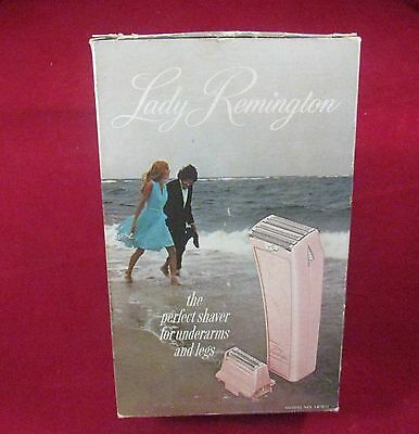 Lady Remington The Perfect Shaver For Underarms And Legs