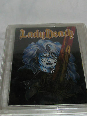 Lady Death (1994 Limited Series) #1